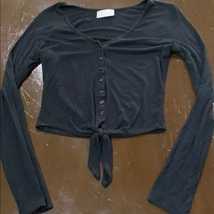 Nollie Crop Long-sleeve